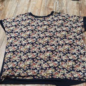 Gilli floral Top